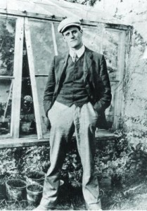James Joyce—without the events of 1890, we would have been deprived of one of his finest short stories, 'Ivy day at the Committee Room', set on the anniversary of Parnell's death, and of one of the most memorable scenes in A Portrait of the Artist as a Young Man, when 'Dante' Conway creates a rumpus at the Christmas dinner table by condemning Parnell and siding with the Catholic bishops. (National Library of Ireland)