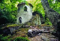 Daniel O'Connell's Gothic summerhouse. (OPW)