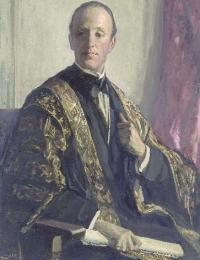 The marquess of Londonderry, Northern Ireland's first minister for education. MacDonald's views on Ireland were no doubt shaped by his close friendship with Londonderry and his wife, Edith Vane-Tempest-Stewart (inset, in the uniform of commandant of the Women's Legion, 1915). MacDonald spent many convivial holidays with the couple at Mount Stewart. (Ulster Museum)