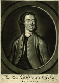 The Wood Street congregation had particular Cromwell connections. Revd John Owen (top) came to Ireland with Oliver Cromwell as his chaplain and preached at Wood Street in 1650.