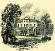 Edgeworthstown House as depicted in vol. III of Mr and Mrs S.C. Hall's Ireland—its scenery and character (1843).
