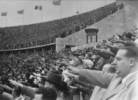 The Berlin Olympics, 1936—why were Irish competitors not there? (AKG Photo)