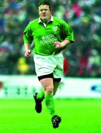 Mick Galwey—three of Kerry's most famous rugby exponents—all had notable careers in Gaelic games. (Sporting Heroes)