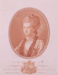 Princess Ekaterina Dashkova, Russian aristocrat and associate of Catherine the Great, the Academy's first female honorary member.