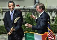 'Some months ago Taoiseach Enda Kenny declared before President Obama and the world that the real wealth of Ireland was our history . . . And yet it is his government that is now about to threaten the very existence of history in our schools.' (Matt Kavanagh/Irish Times)