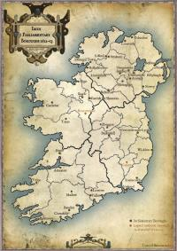 The greatest gerrymander in Irish history James I's 40 boroughs of 1612–13 4