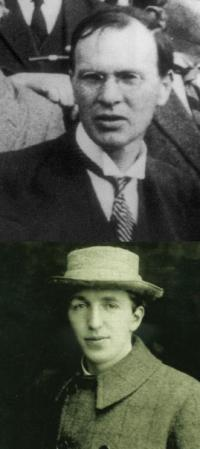 Figures such as Ernest Blythe (above) and Bulmer Hobson (below) were not so much recording their recollections of the past as making appeals to posterity. (George Morrison, Marnie Hay)