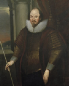 Richard Boyle—Hickson noted the curious coincidence that the ancient lady had supposedly died in exactly the year that the lands at Inchiquin passed from the financially and politically ruined Raleigh to Richard Boyle, later earl of Cork, and just before the strange 1575 31-year lease to John Synnott was due to run out. (Bridgeman Art Library)