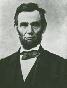 Abraham Lincoln—the Irish did not share the aspirations of Abraham Lincoln and his Republican Party in 1860, fearing that abolition would irreparably damage the precarious position of the Irish-American in society.