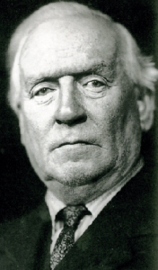British Prime Minister H.H. Asquith—according to de Valera's 1969 statement, Asquith wanted 'no further executions save those of the ringleaders which they interpreted as those who had signed the Proclamation . . . The fact that I was born in America would not have saved me'. (George Morrison)