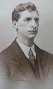 Above: Eamon de Valera—what nationality was he in 1916? (Military Archives)