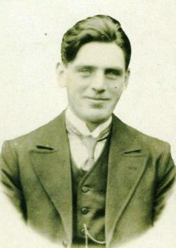 The photograph of Joseph Brennan above was taken c. 1920, age 23.