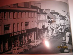 Photo of O'Connell Street that my Granda took in 1973.