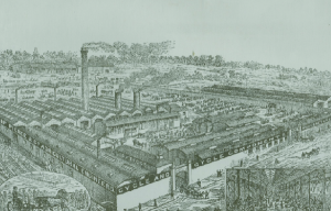 Pierce's, the largest and most influential of Wexford's foundries.