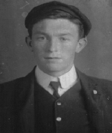 Richard Corish—a fitter in Wexford Engineering and a committed socialist. Active during the lockout in fund-raising and cajoling men, he was arrested by the RIC for harassing blacklegs.