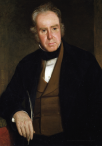 The author William Carleton—described by W.B. Yeats as 'a great Irish historian'. (National Gallery of Ireland)