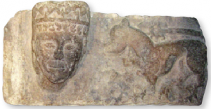 Look out for the fifteenth-century carved window decoration of a lady's head and a lion from Newry's Cistercian abbey.