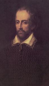 Edmund Spenser.  (Pembroke College, Cambridge)