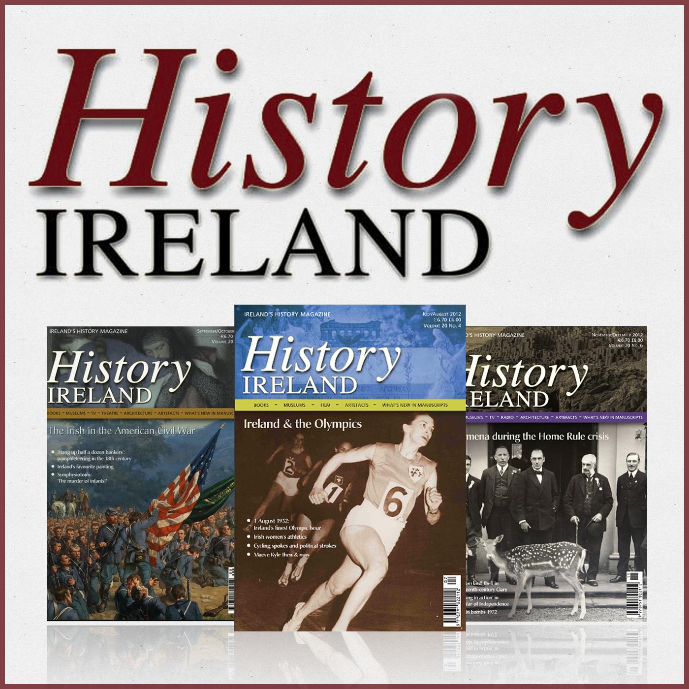 History Ireland Show