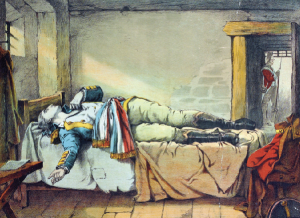 Walter C. Mills, 'The Death of Wolfe Tone', Irish Weekly Independent, December 1897. (NLI)