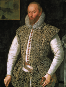 Above: Sir Walter Raleigh—a 'fun figure of folklore'? (National Gallery of Ireland)