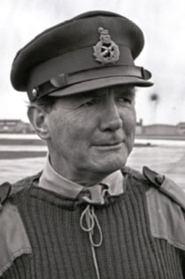 Major-General Robert Ford, commander of Land Forces in Northern Ireland, 1971–2. Like most senior British Army career soldiers who served there in the early '70s, he had seen recent service in British counterinsurgency campaigns—in his case in Palestine and Aden. (Victor Patterson)