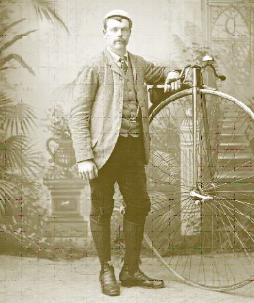 Image result for cycling ireland 1890s