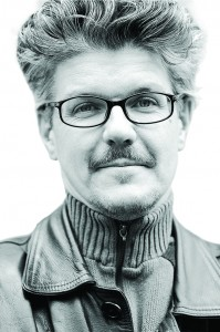 Tommy Graham portrait