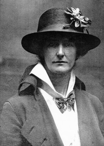Lillian Metge c. 1914—second wife of Captain Robert Henry Metge (1850–1900), MP for Meath and a magistrate. (NLI).