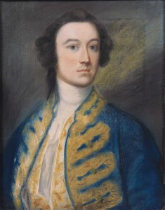 William Pole (d. 1781), the driving force in the development of eighteenth-century Ballyfin House. (Wikipedia Commons)