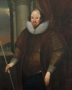 Richard Boyle, first earl of Cork, c. 1640. (Bridgeman Art Library)