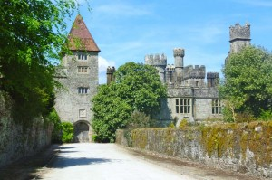 Boyle is responsible for the layout of Lismore Castle, Co. Waterford, as it is seen today, including the addition of a castellated outer wall and the Riding Gate.