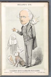 Cartoons (Trinity College, Dublin)