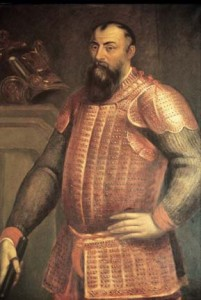 Hugh O'Neill, earl of Tyrone. To what extent was he behind the rebellion of Hugh Maguire of Fermanagh before his open break with the Crown in February 1595? (Lord Dunsany)