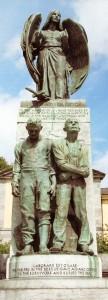 The Lusitania Peace Memorial, Casement Square, Cobh, Co. Cork. (Michael Martin)