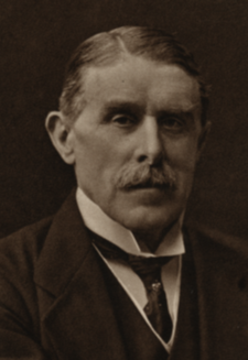 William St John Fremantle Brodrick, 1st Earl of Midleton—vehemently rejected the partitionist designs of Ulster unionists at the Irish Convention of 1917 and reached an accommodation with John Redmond. (National Portrait Gallery, London)