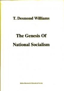 book - genesis nationalism