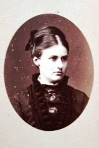 Jenny Verner—aged fifteen, she eloped with the 21-year-old Mitchel in November 1836.