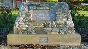 Annalitten NS Stone Memorial