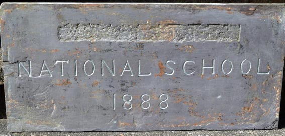 Original Annalitten NS Nameplate