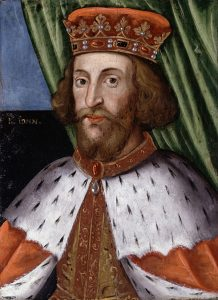 Above: Seventeenth-century portrait of King John by an unknown artist. (Google Art Project)