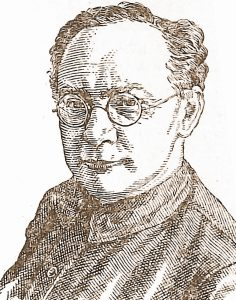 Above: Platon Mikhailovich Kerzhentsev—from his entry in the 1936 Great Soviet Encyclopaedia, p. 214.