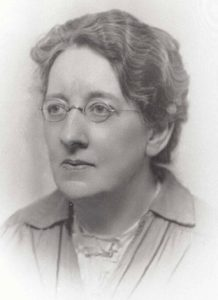 Above: Mary Brigid Pearse—in May 1936 she discharged her senior and junior counsels and her solicitor, Bernard Bernstein; subsequently she had no further contact with him or with her sister. (Pearse Museum)